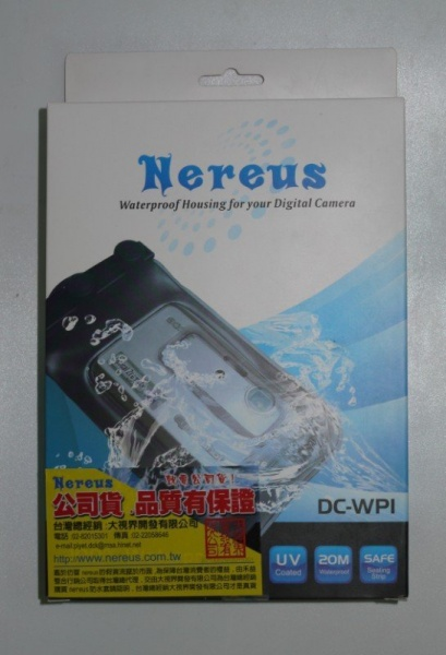 Nereus [相機]潛水套.防水套.潛水袋.防水袋