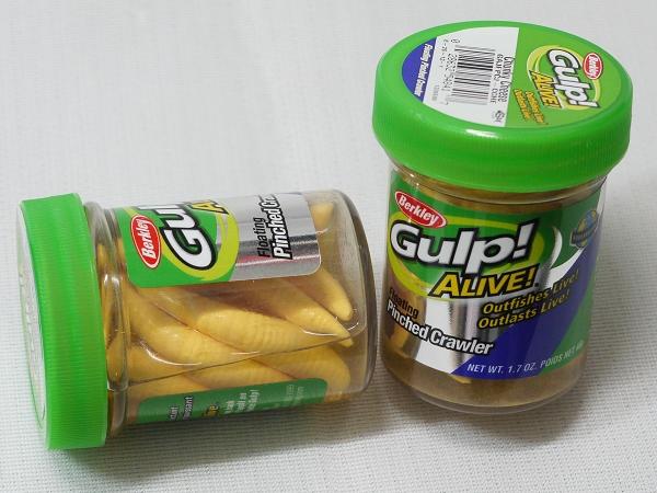 Berkley 貝克力 Gulp 2 吋 蛆 罐裝