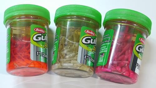 貝克力 Gulp 1吋沙丁魚 售完