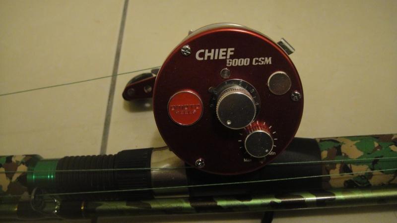 售雷強釣組 OMOTO鼓式捲線器 雷之霸釣竿