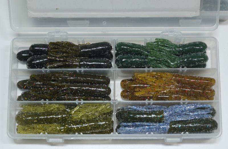 Tube軟蟲 44支盒裝  每盒650