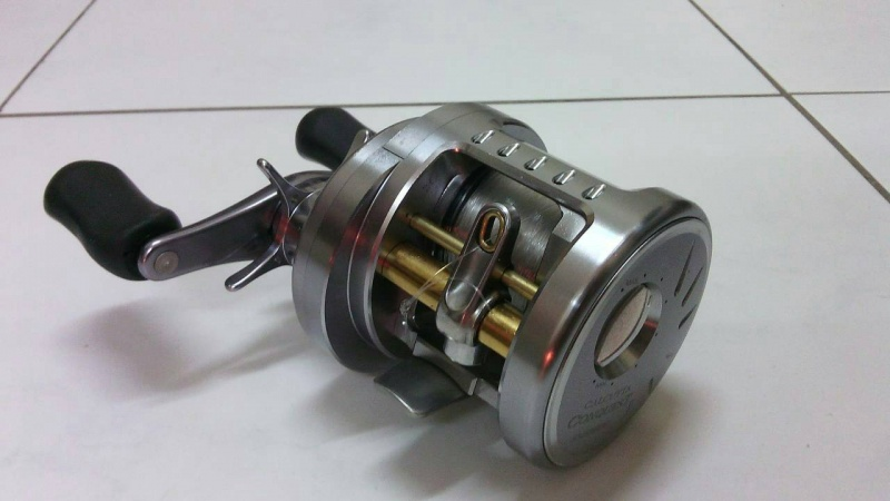 SHIMANO CONQUEST 100DC(右捲)